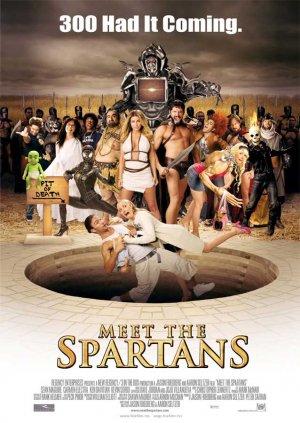 Meet the Spartans 638x900