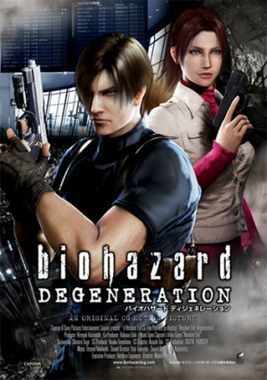 Resident Evil - Degeneration 352x500