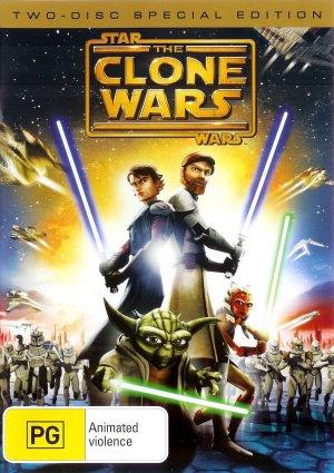 Star Wars: The Clone Wars 1015x1437