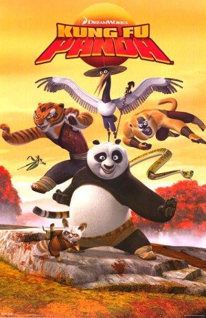 Kung Fu Panda 580x896
