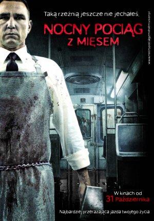 The Midnight Meat Train 1647x2362