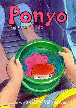 Ponyo en el acantilado 1528x2161