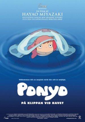 Ponyo en el acantilado 348x495