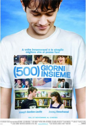 (500) Days of Summer 546x800