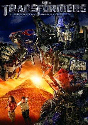 Transformers: Die Rache 1535x2175