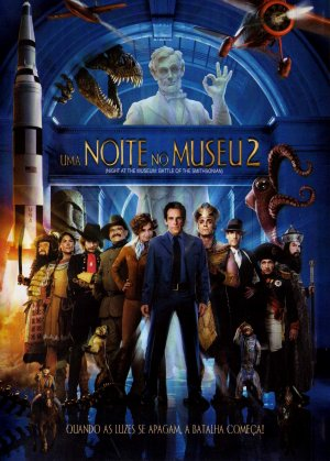 Night at the Museum: Battle of the Smithsonian 1520x2123
