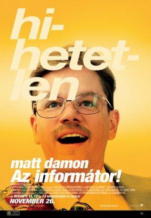 The Informant! 485x700