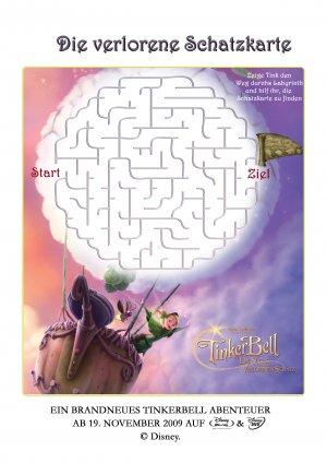 TinkerBell - Die Suche nach dem verlorenen Schatz 2480x3508