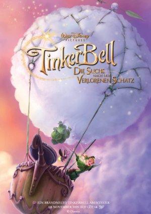 TinkerBell - Die Suche nach dem verlorenen Schatz 3508x4961