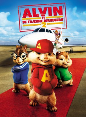 Alvin and the Chipmunks: The Squeakquel 3647x5000