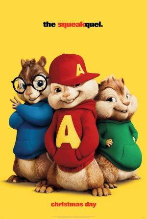 Alvin and the Chipmunks: The Squeakquel 1824x2700