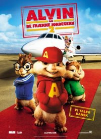 Alvin Superstar 2 poster