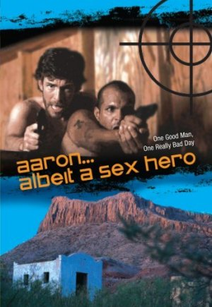 Aaron... Albeit a Sex Hero Cover