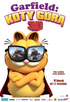 Garfield - Tierische Helden 2072x3000