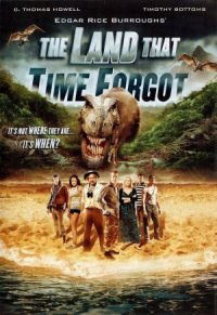 The Land That Time Forgot poster
