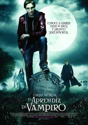 Cirque du Freak: The Vampire's Assistant 2334x3307