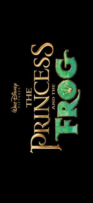 The Princess and the Frog 350x767