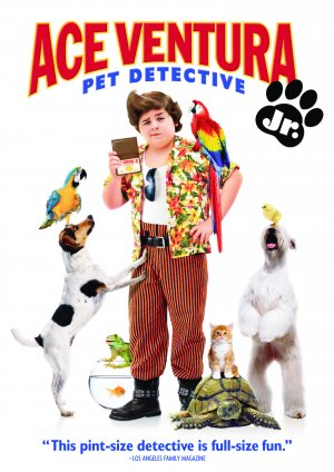 Ace Ventura: Pet Detective Jr. 1530x2161