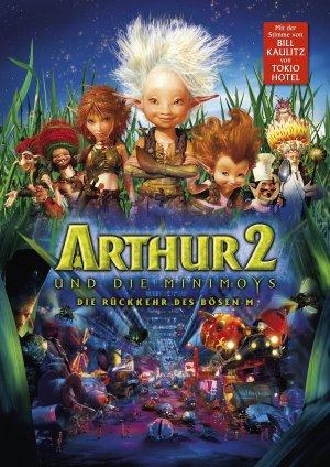Arthur et la vengeance de Maltazard 2480x3508