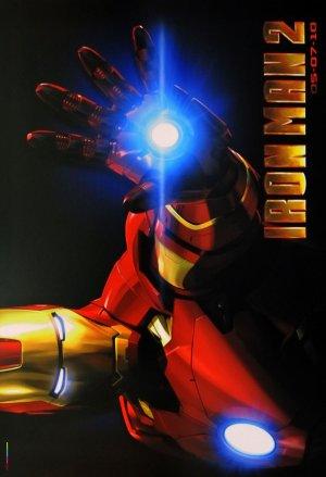 Iron Man 2 3419x5000