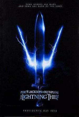Percy Jackson & the Olympians: The Lightning Thief 507x755