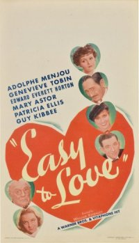 Easy to Love poster