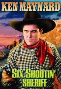 Six-Shootin' Sheriff poster
