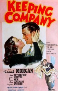 Keeping Company poster
