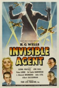 Invisible Agent poster