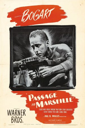 Passage to Marseille Poster