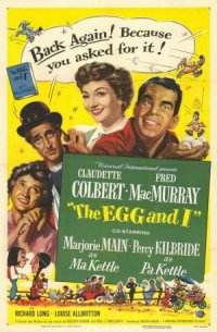 The Egg and I poster