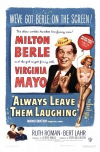 Always Leave Them Laughing poster
