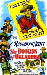 The Doolins of Oklahoma poster