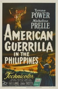 American Guerrilla in the Philippines poster