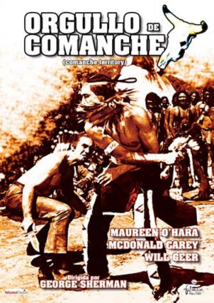 Comanche Territory 388x550