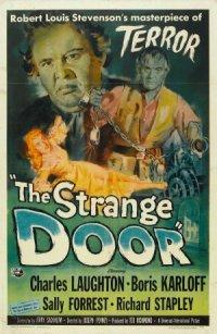 The Strange Door poster