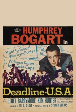 Deadline - U.S.A. 564x834