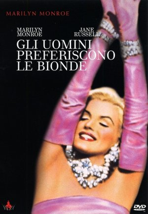 Gentlemen Prefer Blondes 754x1087