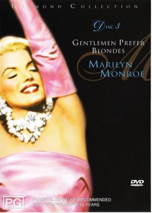 Gentlemen Prefer Blondes 706x986
