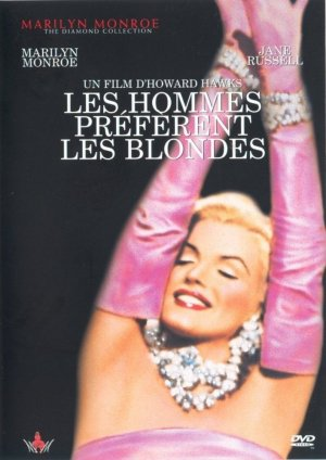 Gentlemen Prefer Blondes 707x1000