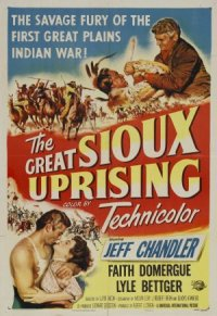 The Great Sioux Uprising poster