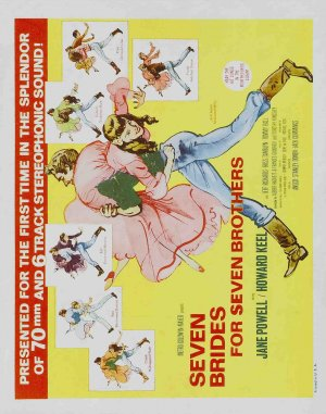 Seven Brides for Seven Brothers 1673x2125
