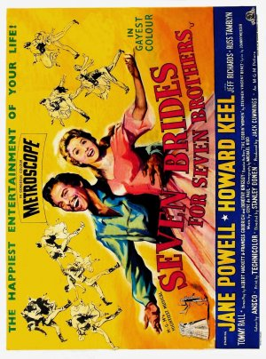 Seven Brides for Seven Brothers 1225x1650