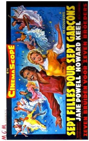 Seven Brides for Seven Brothers 616x980