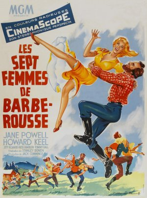 Seven Brides for Seven Brothers 2240x3000