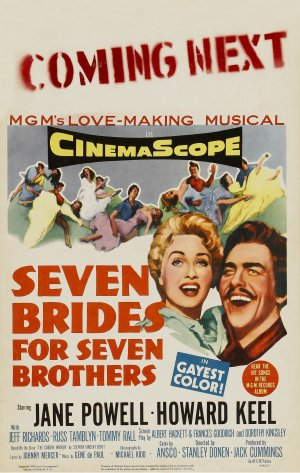 Seven Brides for Seven Brothers 1585x2500