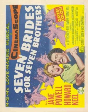 Seven Brides for Seven Brothers 771x980