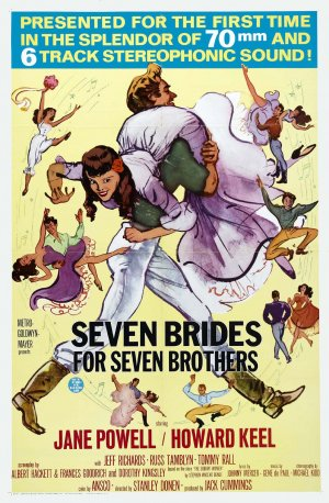 Seven Brides for Seven Brothers 1426x2178