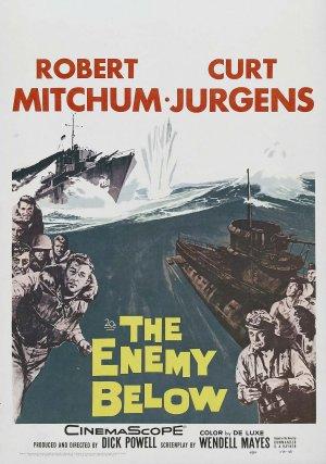 The Enemy Below 1545x2200