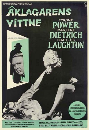 Witness for the Prosecution 512x749